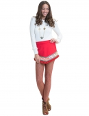 Anya Skirt Red - PREORDER