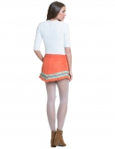 Anya Skirt Orange - PREORDER