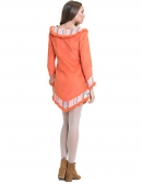 Irina Dress Naranja - PREORDER