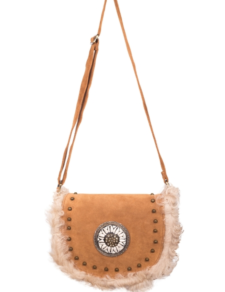 Zhenya Bag Brown