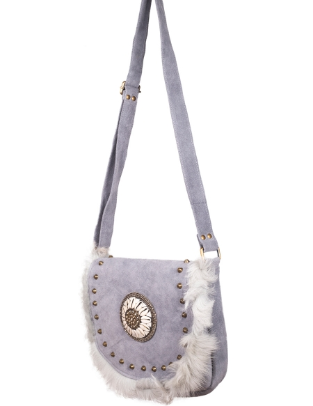 Zhenya Bag Grey