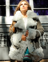 PASSION FUR JACKET