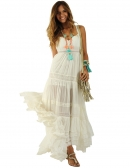 Picture of the Best Ibiza Outfits; Jaipur Dress