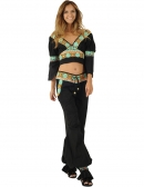 Picture of the Hippie Pants; Kirei Black
