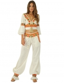 Picture of the Hippie Pants; Kirei Beige