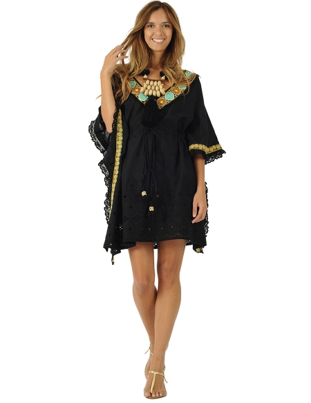 Picture of the Ethnic Kaftan for Summer; Sajari