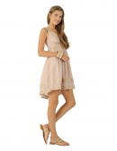 Picture of Alisha Dress Nude in the Best Fashion Online Shop
