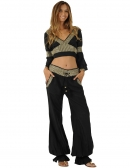 Picture of Summer Pants; Sundari Black