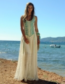 Picture of the Special Long Dress, Amala