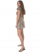 Picture of the Most Cool Short Dresses; Ananda Black