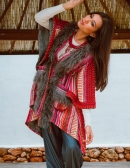 Foto de Cleo Jacket Multicolor; la Moda Exclusiva Online