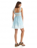Picture of Short Dresses; Maui Blue