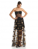 Picture of Exclusive Dresses; Visayan Black