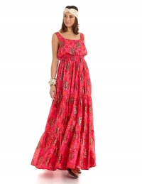 Eleuthera Dress Rosa