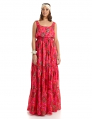 Picture of Summer News; Eleuthera Dress Pink