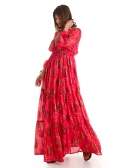 Picture of Ibiza Fashion; Paradise Dress Pink