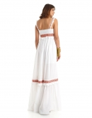 Picture of Hippie Dresses; Maya Bay White