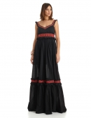 Picture of Hippie Dresses; Maya Bay Black