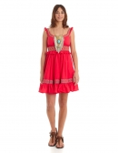 Picture of Hippie Chic Dress; Phuket Strawberry