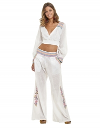 Haunted Pants White