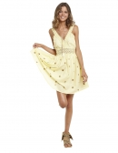 Friendly Dress Yellow