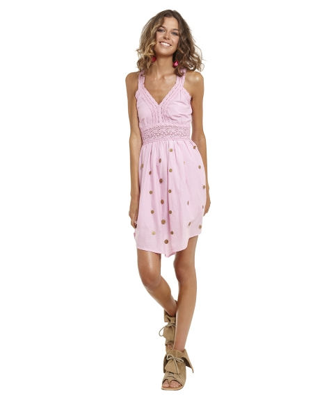 Friendly Dress Pink