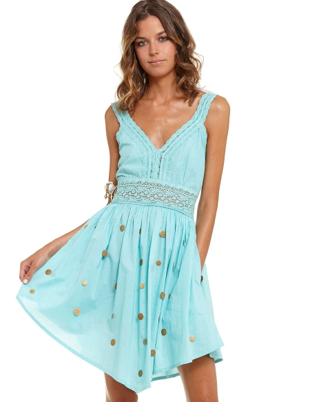 Friendly Dress Azul