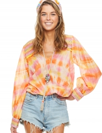 MAGMA BLOUSE-PRE ORDER