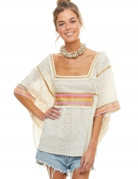 OASIS BLOUSE-