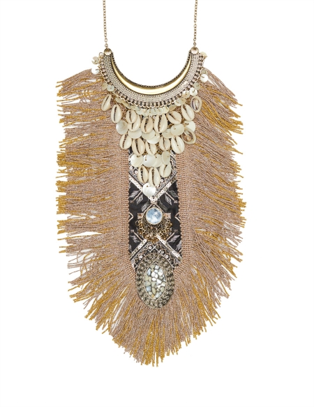 Picture of Beau Mallan; the Amazing Boho Necklaces