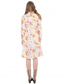 Picture of the Print Dress, Thueris Pink