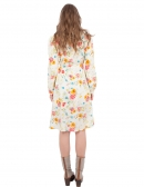 Picture of the Print Dress, Thueris Blue