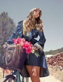 PIcture of the Denim Dress, Hupa